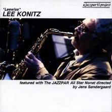 Leewise (Limited) - CD Audio di Lee Konitz