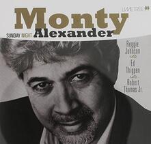 Sunday Night (Remastered) - CD Audio di Monty Alexander