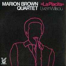 La Placia (Limited Edition) - CD Audio di Marion Brown