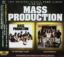 In The Purest Form / Massterpiece - CD Audio di Mass Production