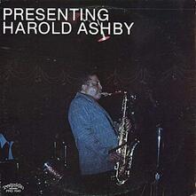 Presenting Harold (Limited Edition) - CD Audio di Harold Ashby