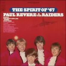 Spirit of '67 - CD Audio di Paul Revere,Raiders