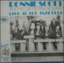 Live at the Jazz (Limited Edition) - CD Audio di Ronnie Scott