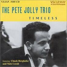 Timeless (Remastered) - CD Audio di Pete Jolly