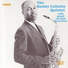 The Buddy Collette Quintet with Irene Krall (Remastered) - CD Audio di Buddy Collette