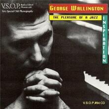 Pleasure of a Jazz Inspiration (Remastered) - CD Audio di George Wallington