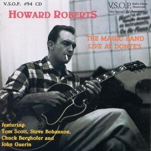 CD The Magic Band, Live at Donte's (Remastered) Howard Roberts