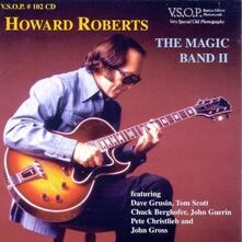 The Magic Band II - CD Audio di Howard Roberts