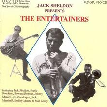 Entertainers (Limited Edition) - CD Audio di Jack Sheldon