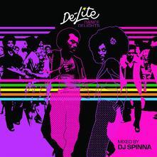 De Lite DJ Mix - CD Audio di DJ Spinna