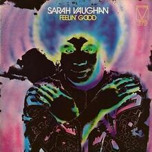 Feelin' Good (Remastered Limited) - CD Audio di Sarah Vaughan