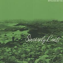 Sincerely Conti (Limited Edition) - CD Audio di Conte Candoli