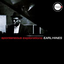 Spontaneous Explorations (Limited Edition) - CD Audio di Earl Hines