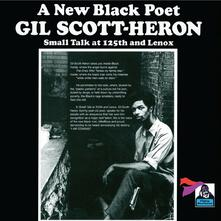 Small Talk at 12 (Limited Edition) - CD Audio di Gil Scott-Heron