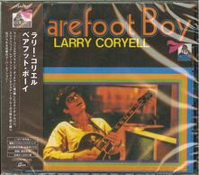 Barefoot Boy (Limited Edition) - CD Audio di Larry Coryell