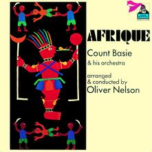 Afrique (Limited Edition) - CD Audio di Count Basie