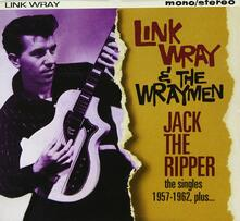 Jack the Ripper - CD Audio di Link Wray