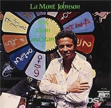 Sun, Moon and Stars (Limited Edition) - CD Audio di LaMont Johnson