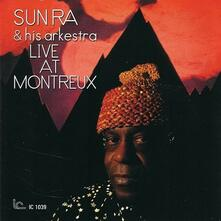 Live at Montreux - CD Audio di Sun Ra