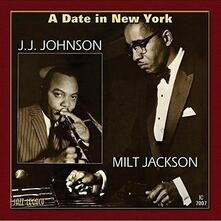 A Date in New York (Limited Edition) - CD Audio di Milt Jackson