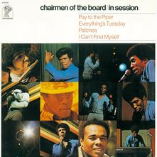 In Session (Limited Edition + Bonus Track) - CD Audio di Chairmen of the Board