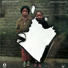 Think of Children (Limited Edition) - CD Audio di Satisfaction Unlimited