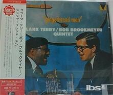 Gingerbread Man (Limited Edition) - CD Audio di Clark Terry