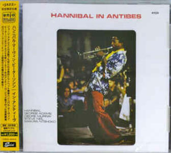 CD Hannibal in Antibes (Limited Edition) Hannibal Marvin Peterson
