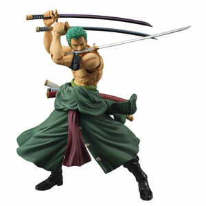 Giocattolo Figure One Piece. Zoro (Action Vers.) Megahouse