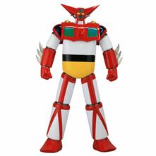 Sofubi Toy Box 004 Getter One Fig