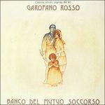 Cover CD Colonna sonora Garofano rosso