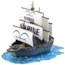 One Piece Grand Ship Coll Marine War