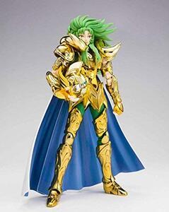 Action Figure Saint Seiya Myth Cloth Ex Aries Shion Holy War Ver, Giappone Import - 4