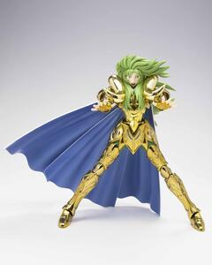 Action Figure Saint Seiya Myth Cloth Ex Aries Shion Holy War Ver, Giappone Import - 27