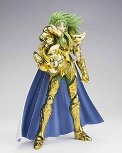 Action Figure Saint Seiya Myth Cloth Ex Aries Shion Holy War Ver, Giappone Import - 8
