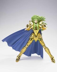 Action Figure Saint Seiya Myth Cloth Ex Aries Shion Holy War Ver, Giappone Import - 14