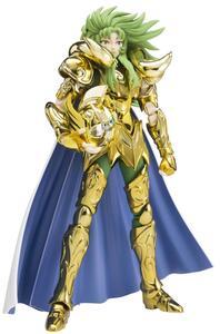 Action Figure Saint Seiya Myth Cloth Ex Aries Shion Holy War Ver, Giappone Import - 19