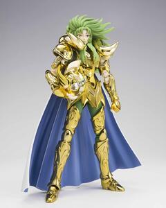 Action Figure Saint Seiya Myth Cloth Ex Aries Shion Holy War Ver, Giappone Import - 22