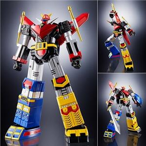 Super Robot Chogokin. God Sigma Figure - 3