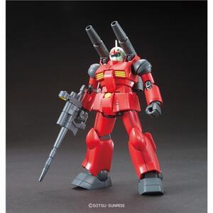 Bandai Model Kit Hguc Guncannon Rx-77-2 Revive 1 144 Model Kit