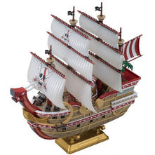 One Piece Red Force Maquette 30 Cm L