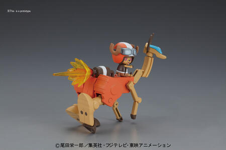 One Piece Chopper Robo S 5 Walk Hopper