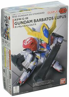 Gundam BARBATOS LUPUS SD