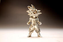 Absolute Chogokin Dz-09 God Son Goku