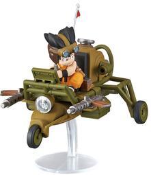 Dragon Ball: Mecha Collection. Vol.4 Son Gokus Jet Buggy Model Kit