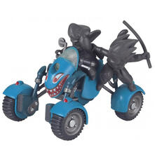 Dbz Mecha #6 Oolong'S Road Buggy