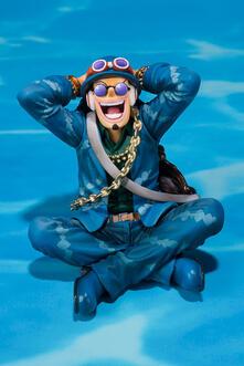 One Piece Zero 20Th Diorama 8 Usopp