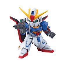 Gundam: Sd Gundam. Cross Silhouette Zeta Gundam Model Kit