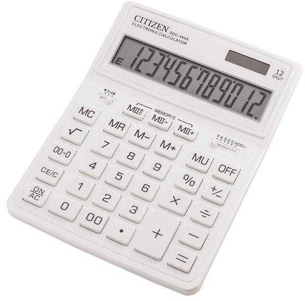 Image of Calcolatrice Citizen SDC-4445 Bianco