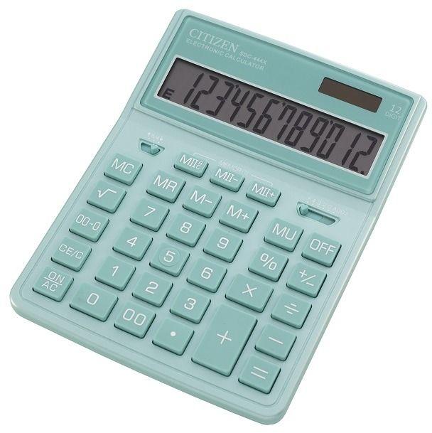Image of Calcolatrice Citizen SDC-4445 Blu